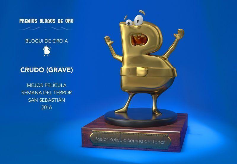 Premio de la Crítica de la 27ª Semana de Cine Fantástico y de Terror de San Sebastián 2016