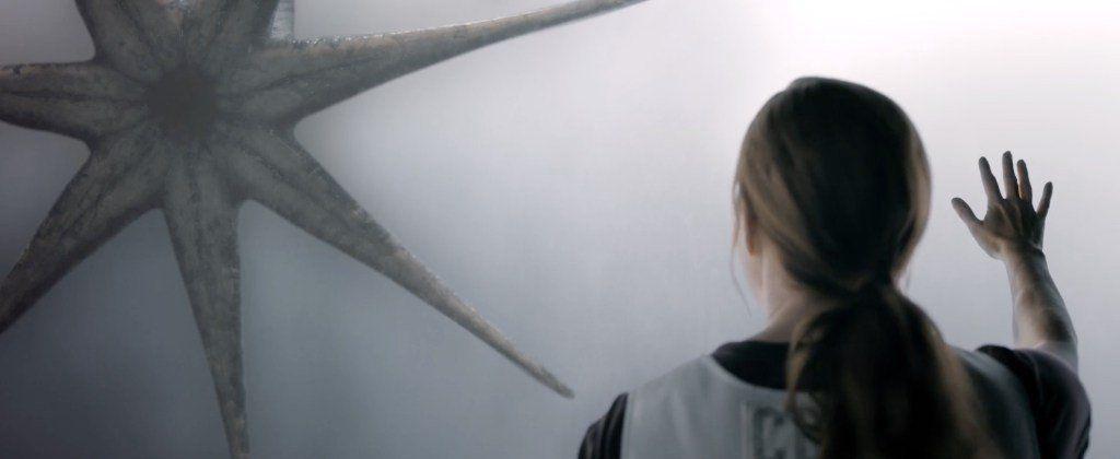 Amy Adams en Arrival (La Llegada)