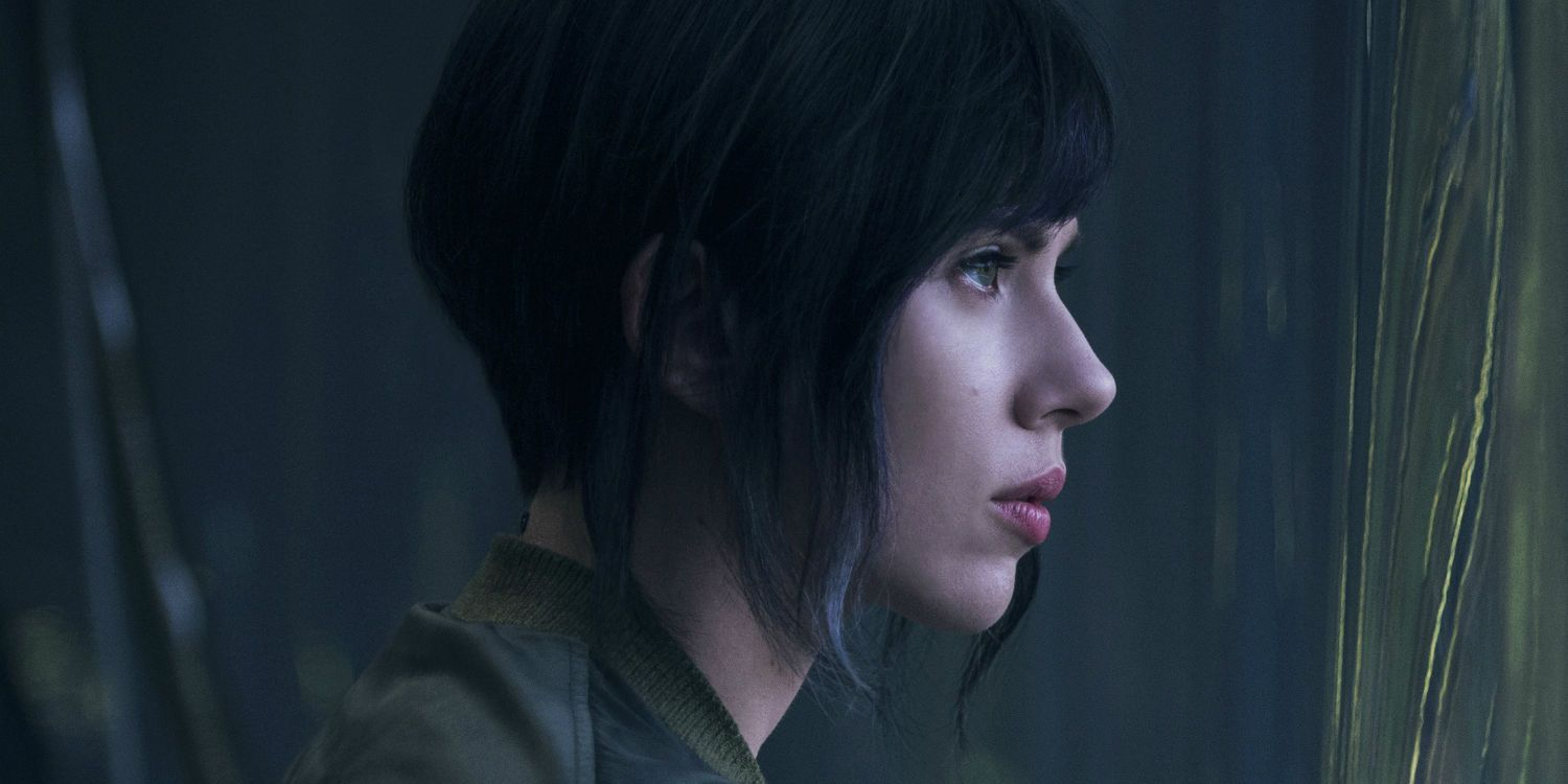 Ghost in the shell - Películas