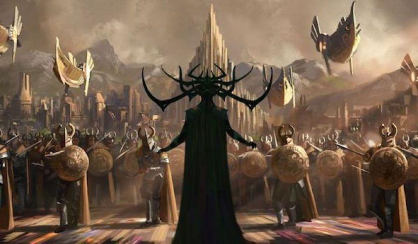 Thor: Ragnarok - Películas