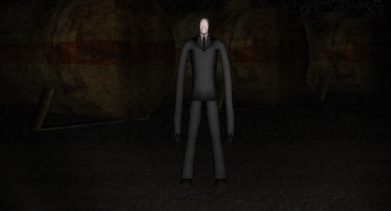 Slenderman Eight Pages