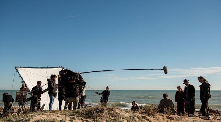 'El ministerio del tiempo' sigue rodando su tercera temporada