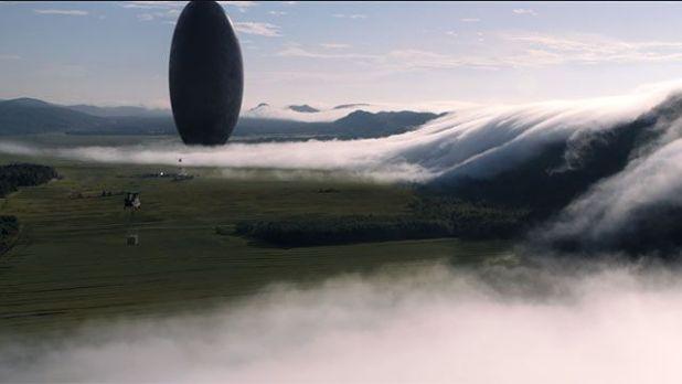 Las mejores películas 2016 - La llegada (Arrival)