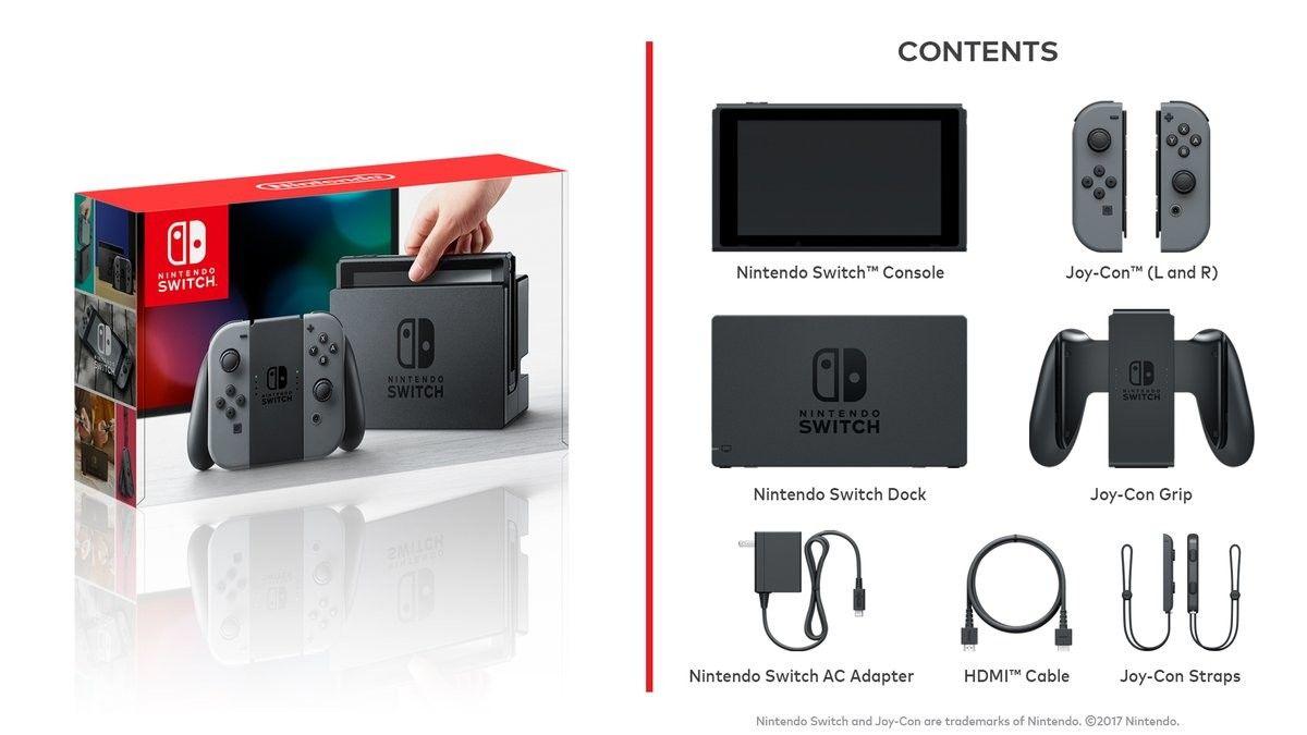Pack Salida Nintendo Switch