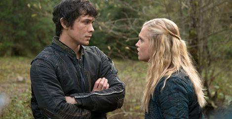 Bellamy y Clarke deberían estar juntos