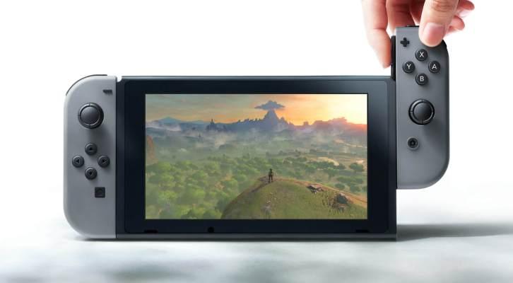 ¿Cuán potente es Nintendo Switch?