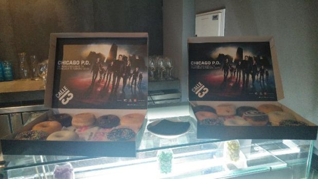 'Chicago P.D.' Donuts