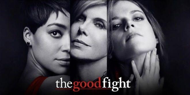 The Good Fight, CBS