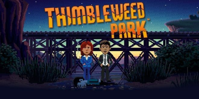 Thimbleweed Park Header ElrinconTV