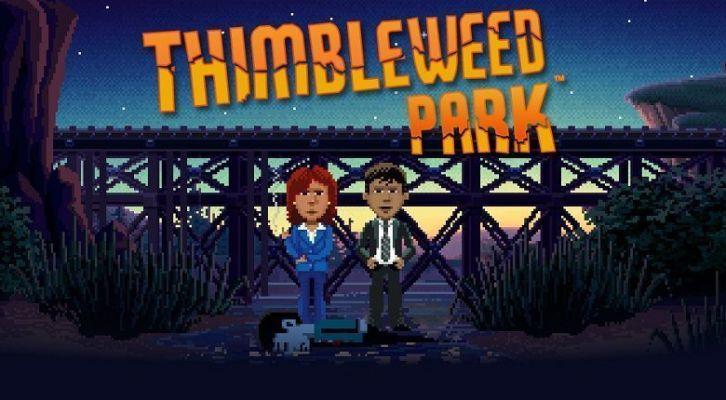 'Thimbleweed Park': Crítica