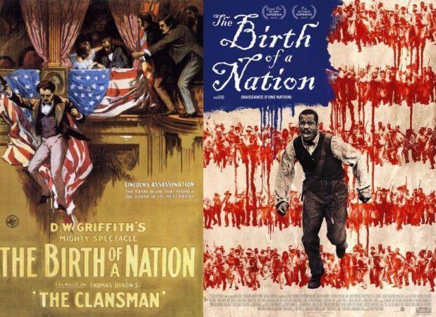 El nacimiento de una nación D. V. Griffith Nate Parker