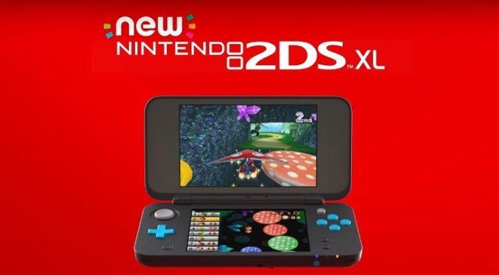 Nintendo anuncia por sorpresa la New Nintendo 2DS XL