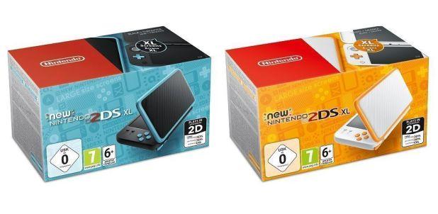 New Nintendo 2DS XL 3