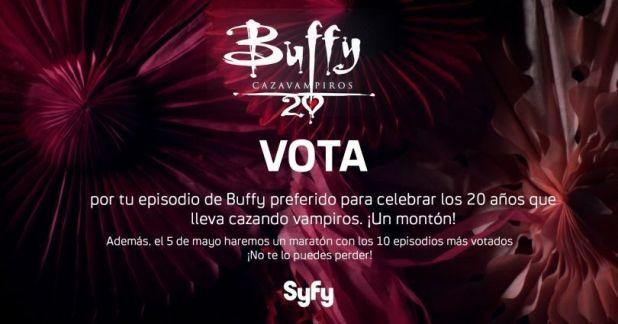 Syfy celebra los 20 años de Buffy Cazavampiros