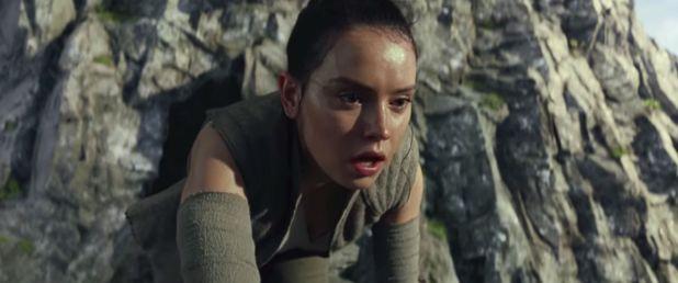 Tráiler de 'The Last Jedi' (Episodio VIII)