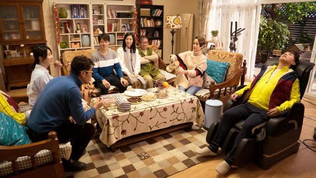 Crítica de 'Maravillosa familia de Tokyo'