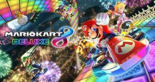 Mario Kart 8 Deluxe Elrincon