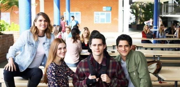 Dark emite la sexta temporada de 'Teen Wolf'