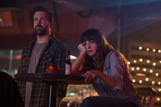 Jason Sudeikis y Anne Hathaway protagonizan Colossal