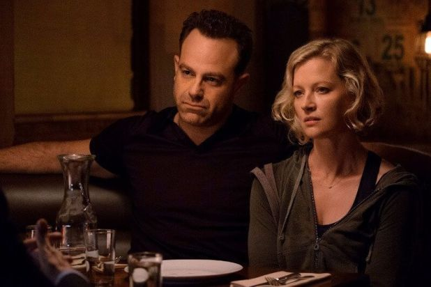 Gretchen Mol y Paul Adelstein en Chance