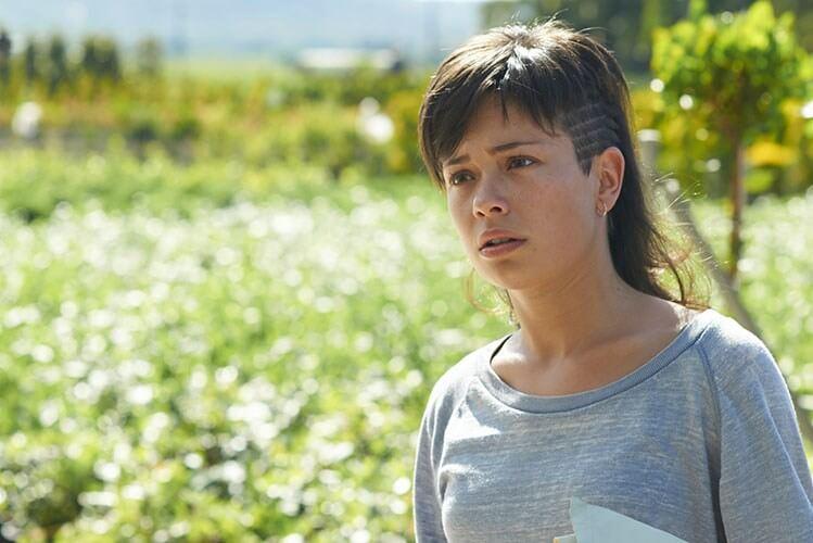 Anna Castillo en 'El olivo'