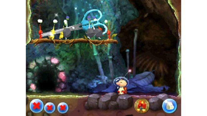 Hey! Pikmin elrincontv screens 2