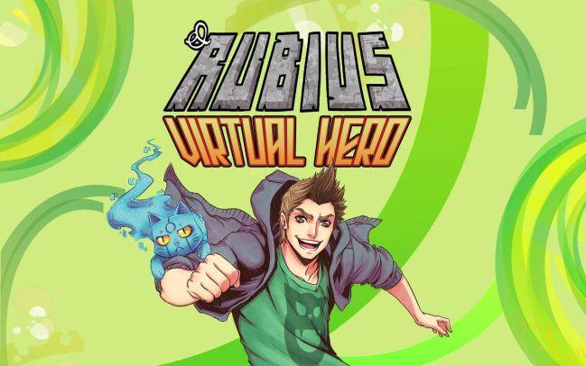 Movistar+ presenta 'El Rubius: Virtual Hero'