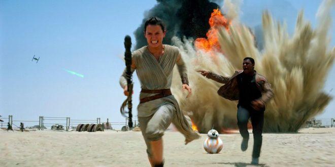 tráiler de 'Star Wars: The Last Jedi'