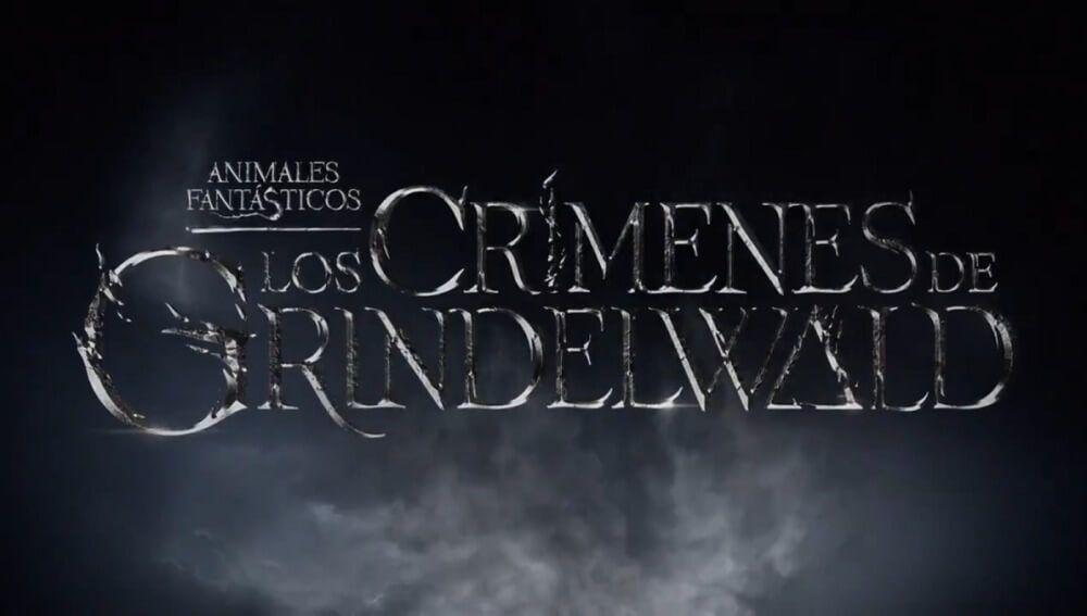 título de 'Animales Fantásticos'