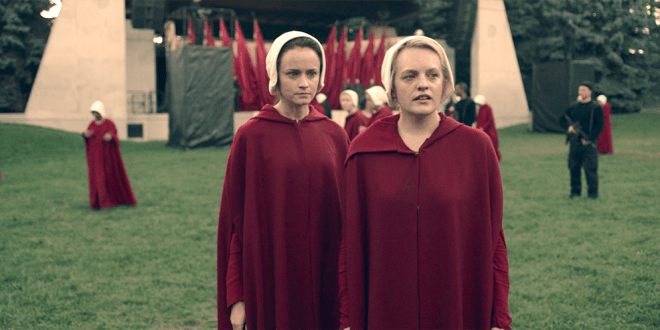 segunda temporada de 'Handmaid's tale'