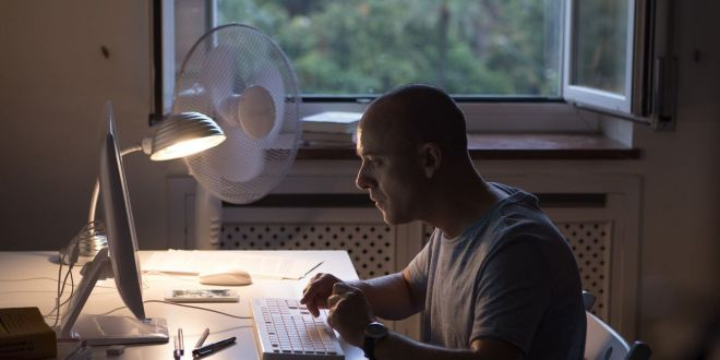 Crítica 'El autor' de Javier Gutiérrez