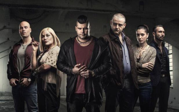 SKY estrena la tercera temporada de Gomorra