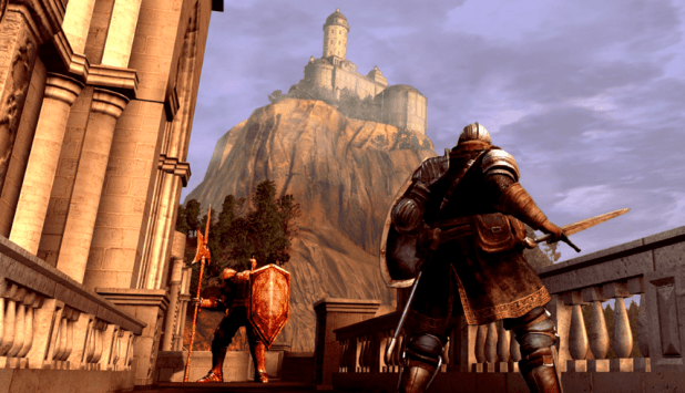 Dark Souls, el Quijote que hubiera escrito Dante