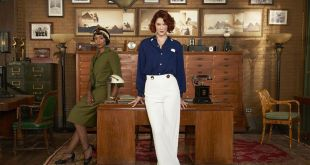 COSMO Frankie Drake Mysteries
