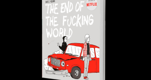 El cómic de 'The End of the Fucking World' que inspiró la serie de Netflix