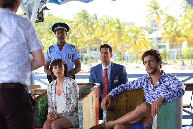'Crimen en el paraíso' vuelve a COSMO (séptima temporada)