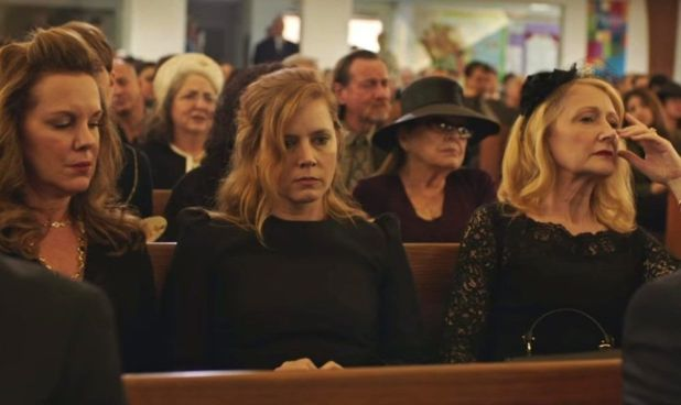 La familia disfuncional de 'Sharp Objects'