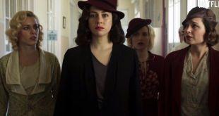 Netflix estrena la tercera temporada de 'Las chicas del cable'