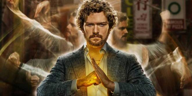 Netflix cancela 'Iron Fist'