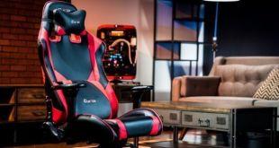 Ventajas de las Sillas Gaming para garantizar una correcta postura al sentarse