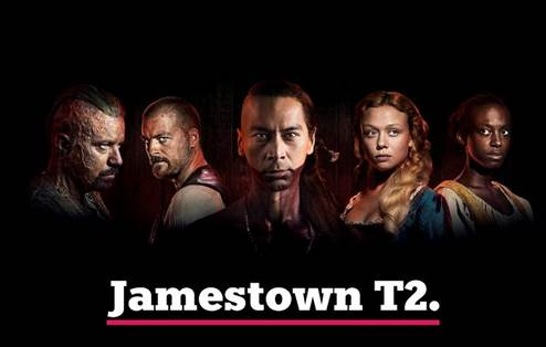 COSMO regresa a 'Jamestown' con su segunda temporada