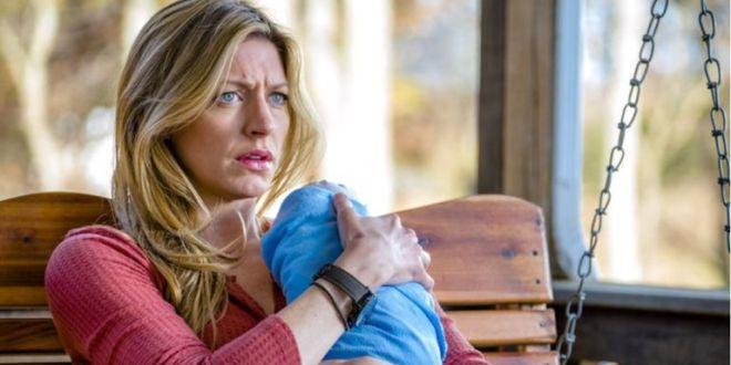 'Amor sin condición' (Multicine Antena 3), misterio y amor entre un joven amish y una enfermera militar