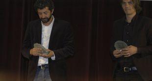 Rafael Cobos recibe el Premio Ricardo Franco del 22 Festival de Málaga