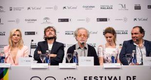 Maggie Civantos enamora en el Festival de Málaga 2019