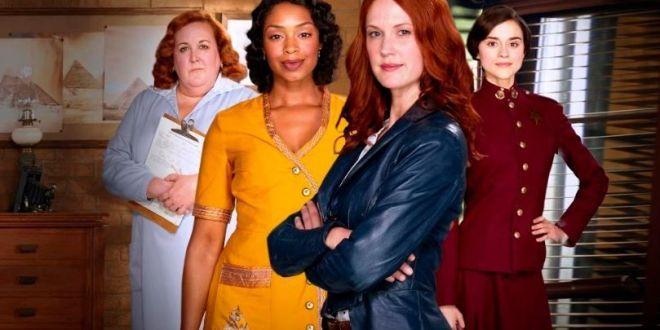 'Frankie Drake Mysteries' llega con su segunda temporada a COSMO