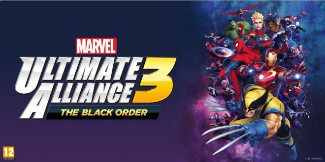 El equipo de superhéroes definitivo en MARVEL ULTIMATE ALLIANCE 3: The Black Order