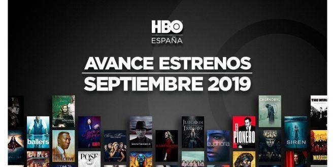 Estrenos HBO en septiembre 2019