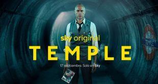 Sky España estrena Temple el 17 de septiembre, con Carice van Houten