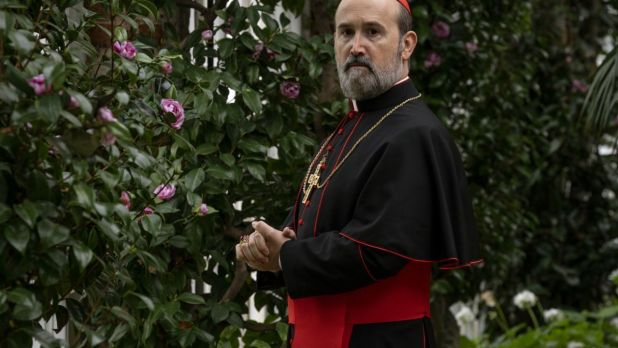 Javier Cámara en The New Pope