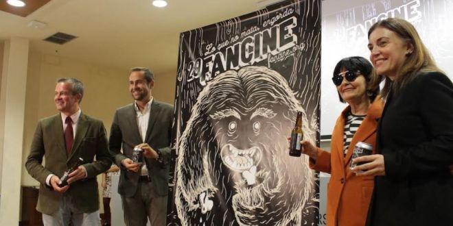 Presentación del Fancine Málaga 2019